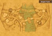 Angel Falls Map