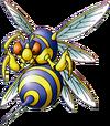 DQVIII - Venom wasp