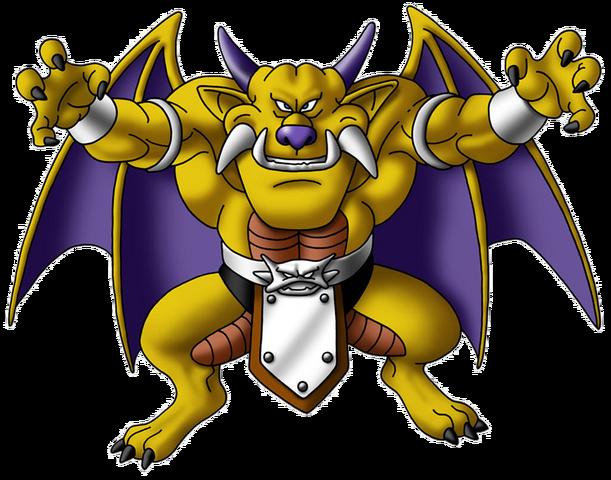 File:DQVIDS - Demon steward.png