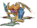 IX - King Godwyn - Second Forme sprite