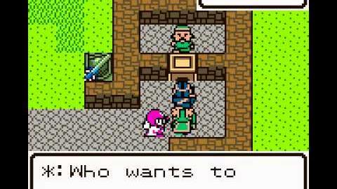 Game Boy Color Longplay 063 Dragon Warrior I & II