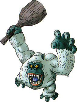File:DQVIII - Abominape.png