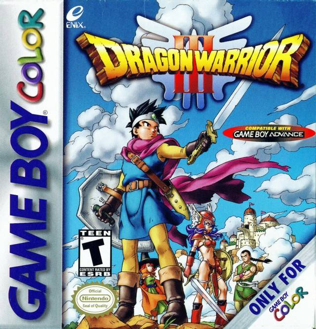 Dragon Quest Wikipedia: Dragon Quest (game Series)