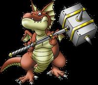 DQMJ2 - Tyrantosaurus
