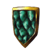 Dragon Quest 8 - Scale Shield