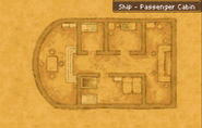 Ship - Passenger Cabin