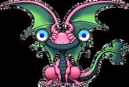 Funky dragon