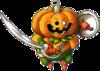 DQMTW3D - Pumpkin knight
