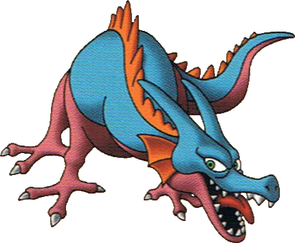 File:DQ - Blue dragon.png