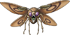 DQVIII - Giant moth
