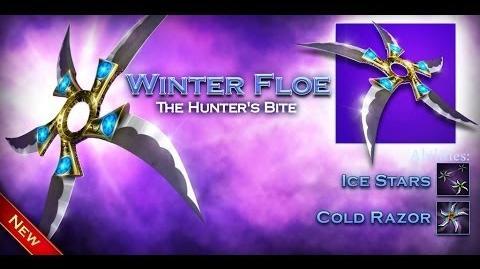 Weapon Info Winter Floe