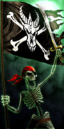 Phantom Pirate of the Pale Isles