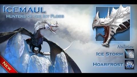 Dragon Info Icemaul