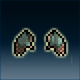 Sprite armor chain hammered arms