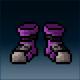 Sprite armor leather nightdrake feet