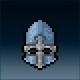 Sprite armor plate blued head