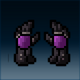Sprite armor leather nightdrake hands