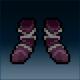 Sprite armor cloth seaweave feet