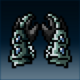 Sprite armor plate mithril hands
