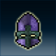 Sprite armor plate ethereal head