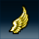 Sprite item wings