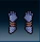 Icelink Chain Gloves