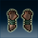 Sprite armor chain hammered hands