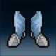 Sprite armor plate blued feet