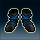 Sprite armor cloth deadwater feet