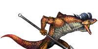 Boss Lizardman