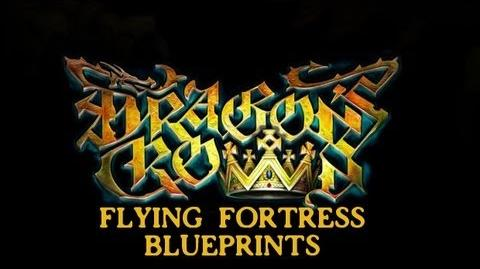 Dragon's Crown - Quest 27 Flying Fortress Blueprints (Museum Owner Trophy Walkthrough)