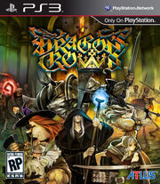 Dragons Crown US boxart
