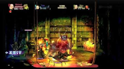 Dragon's Crown Hunt for the Forbidden Text