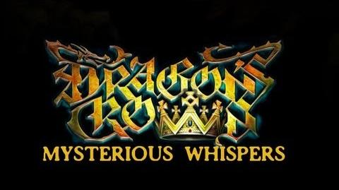 Dragon's Crown - Quest 31 Mysterious Whispers (Museum Owner Trophy Walkthrough)