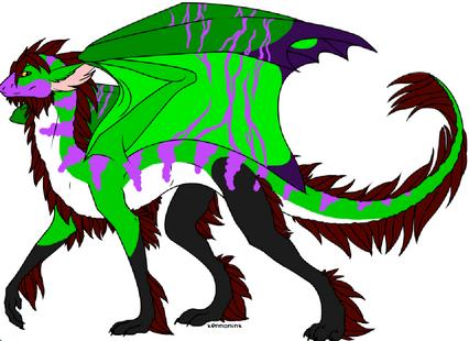 Chameleon Dragon