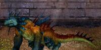 Corrupted Wynnadia Dragon