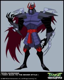Tengu Shredder
