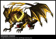 Dragon Hisomi