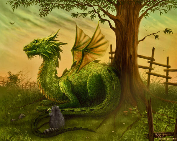 File:The Dragon And The Racoon by jerry8448.jpg