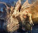 Golden Sea Dragon(Narnia3-TVOTDT)