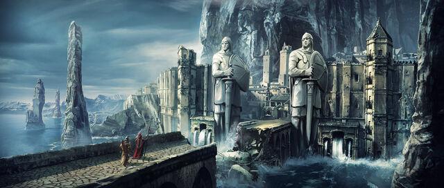 File:Gate to valhalla by leifheanzo-d9y1ei5.jpg