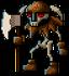 Lv04.2. Skeletal warrior