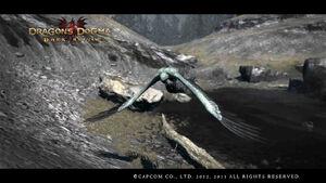 Dragon's Dogma - Dark Arisen Screenshot Harpy
