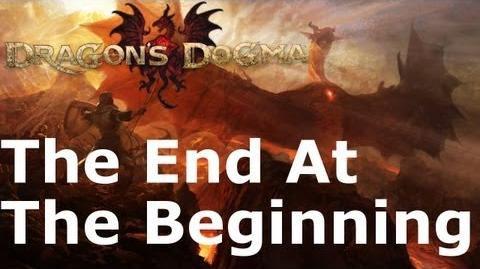 Dragon's Dogma The End At The Beginning