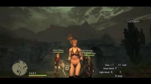 Suppression (Gargoyle quest walkthrough)-0