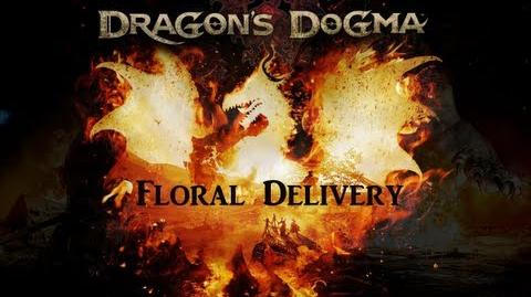 (1 ~ 3) Dragon's Dogma ~ Floral Delivery Hero Trophy Guide