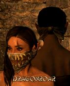 Armour Head Dragonroar