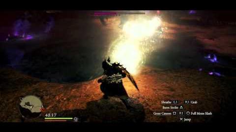 Mystic Knight & Great Cannon Vs UR Dragon