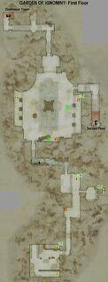 POST 02 - Garden of Ignominy First Floor