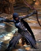 Magick Archer Shadow Set Framae Blades Blackwing Bow